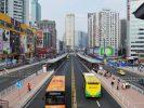 Horaţiu Buzatu - Bulevard in Quangzhou