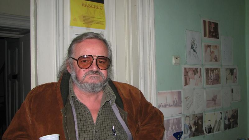 Olimpiu Barbu, unul din ultimii artişti boemi al Craiovei