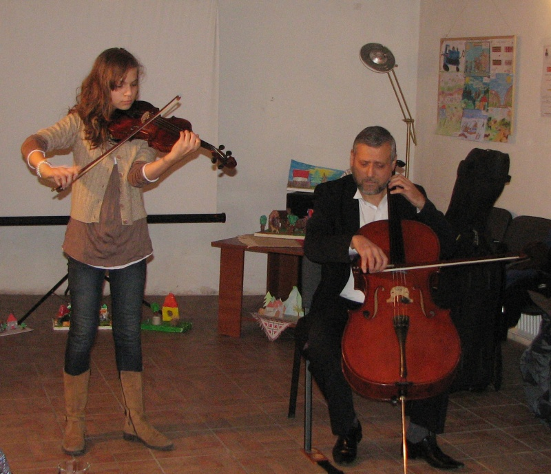 Final muzical: Andreea şi Mircea Suchici