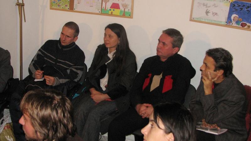 Pachet de scriitori: Cornel Mihai Ungureanu, Corina Bărbuică, Emilian Mirea, Ion Maria