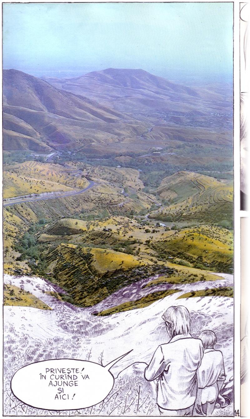 """Imagine din """"Citadela"""", 1987 (inedită)"""