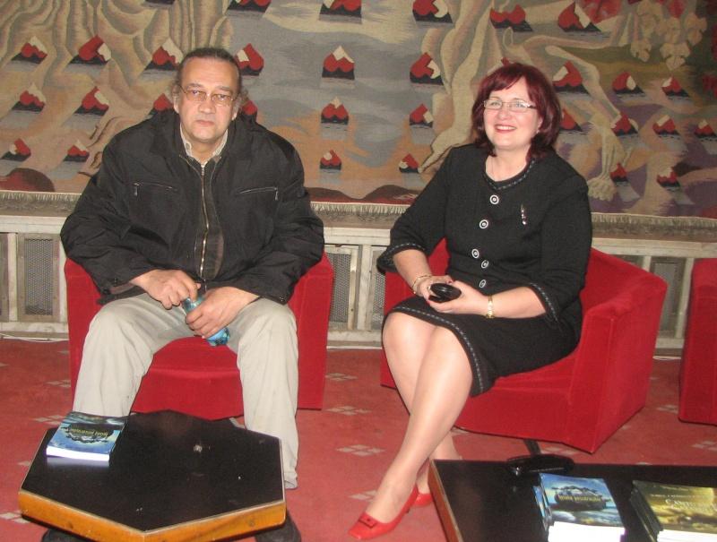 Mircea Liviu Goga şi Gabriela Rusu-Păsărin