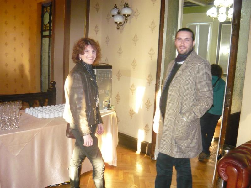 Adriana Teodorescu şi Mihai Ene, la ceaiul de la ora 5