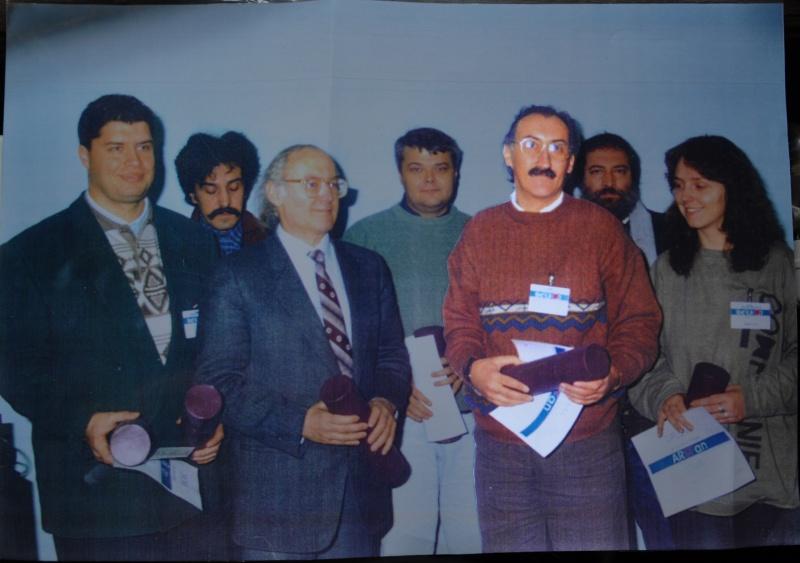 Tot la Timişoara: Michael Hăulică, premiant Helion în 1999