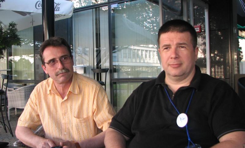 Laurenţiu Demetrovici şi Eugen Lenghel