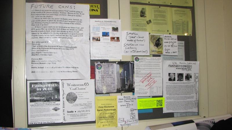 Gazeta SF (de perete)