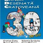 """Afişul expoziţiei """"BDC - 30 de ani"""""""