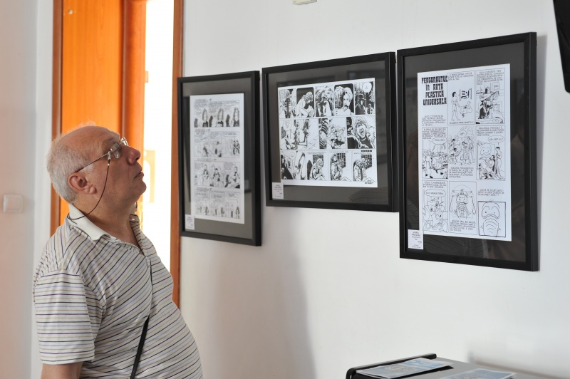 Prietenul artiştilor şi culturii: editorul Nicolae Marinescu
