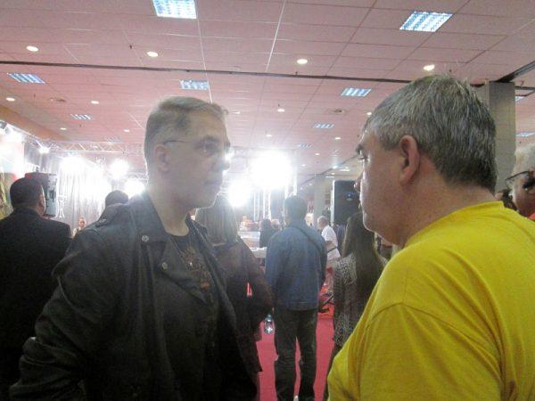 Întâlnirea monştrilor: Cristian Lăzărescu şi Sorin Camner