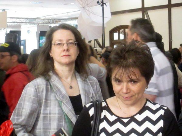 Fascinantele sefiste Roxana Brânceanu şi Teodora Matei