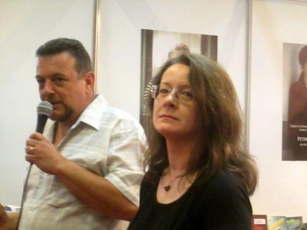 Roxana Brânceanu, autor SF