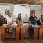 Protagoniştii manifestării: Mihai Măceş, Eleanor Mircea, Petrişor Militaru, Andrada Băleanu