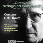 Centenar Gellu Naum