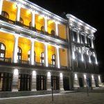 O noapte la Palat