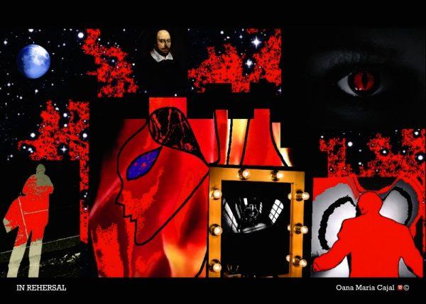 "Oana Cajal - ""Shakespeare Ad Infinitum"""