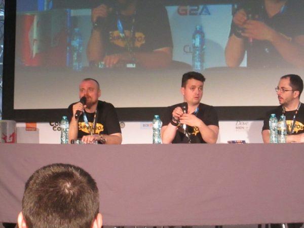 Mihai Ionaşcu, Bogdan Chelaru, Daniel Rosa Duran