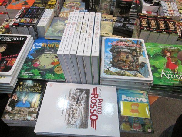 Manga năvăleşte la Comic Con: Hayo Miyazaki - opere complete