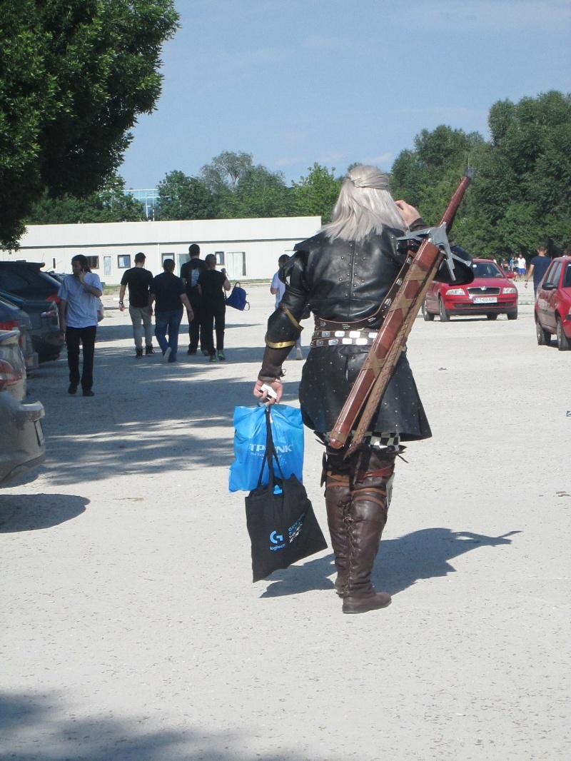 Comic Con-ul s-a terminat, cavalerii pleacă acasă...