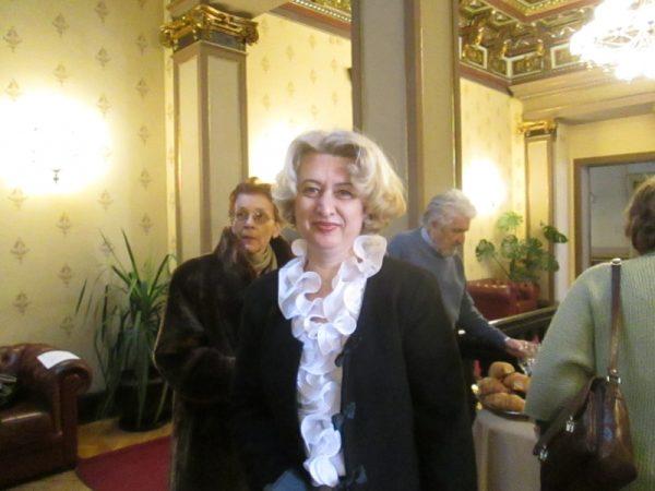 """""""Eminenţa cenuşie"""" a manifestării: Nicoleta Presură-Călina"""