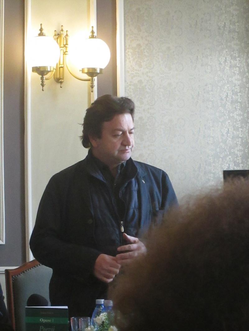 Ioan Cristescu, directorul Muzeului Literaturii Române