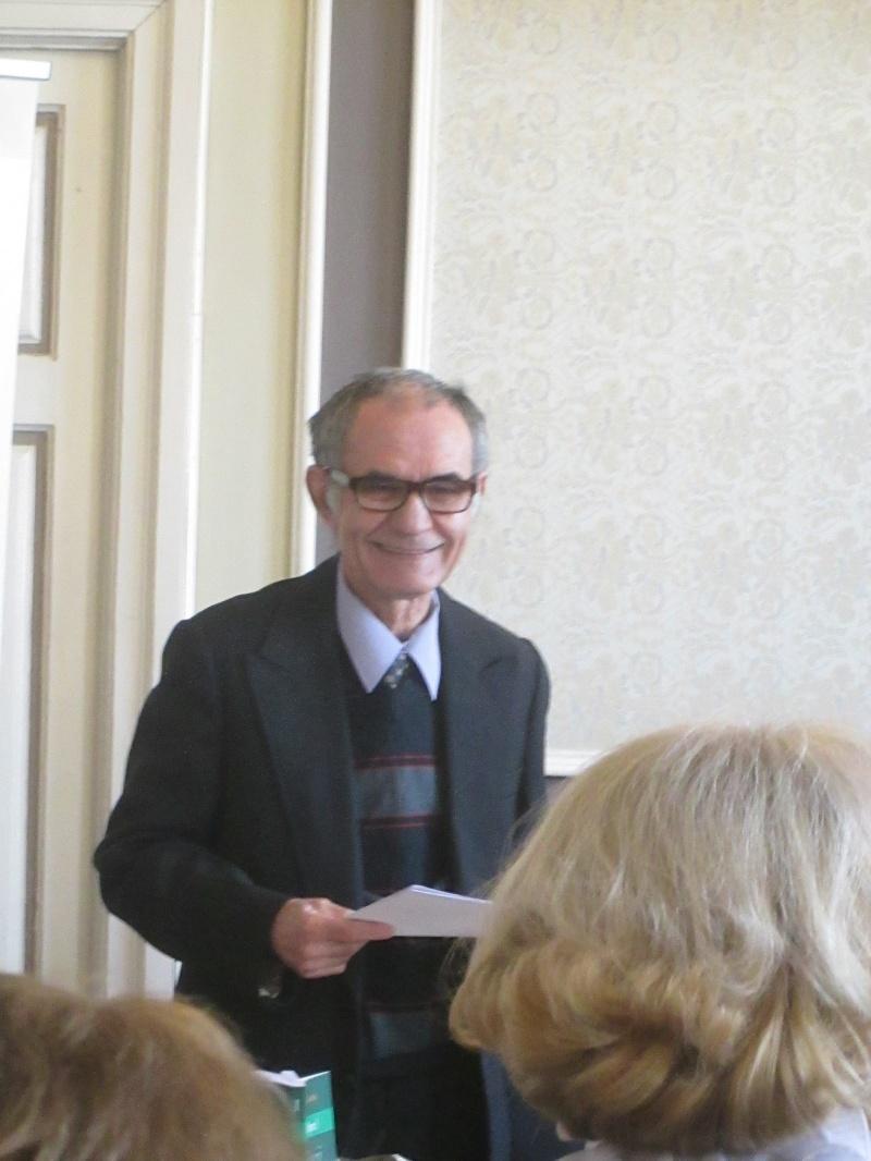 Prof. George Popescu