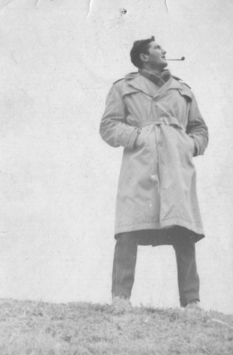 Inspector Gadget - Gabriel Bratu în 1953