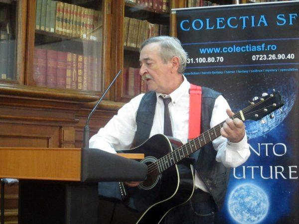 Arpad Domokoş a încheiat, prin recitalul său, manifestarea.