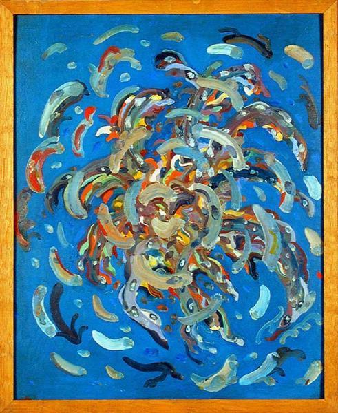 """Dolfi Trost - """"Angoisse cosmique"""" (1952)"""