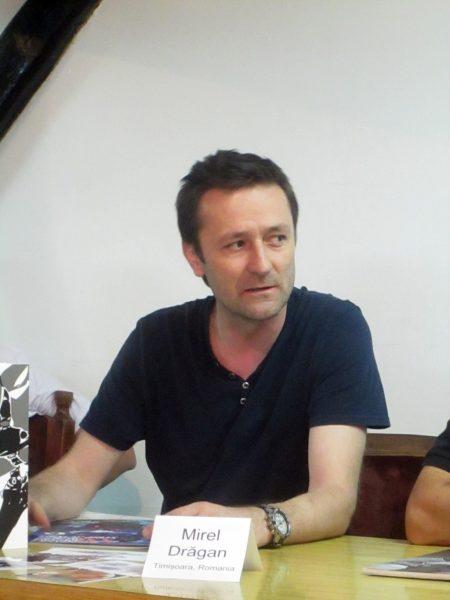 Timişoreanul Mirel Dragan, editorul revistei TDB (Terapie de Basm)