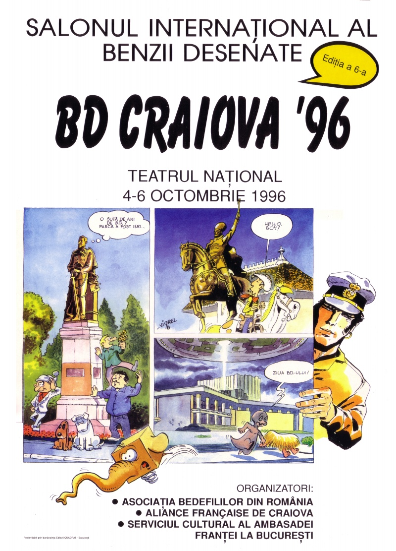 afis salon BD craiova 96