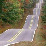 lungul drum...