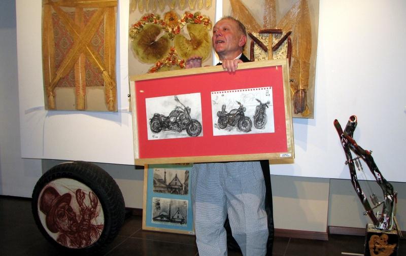 Din pachetul de desene oferite Muzeului de Artă Craiova (4)