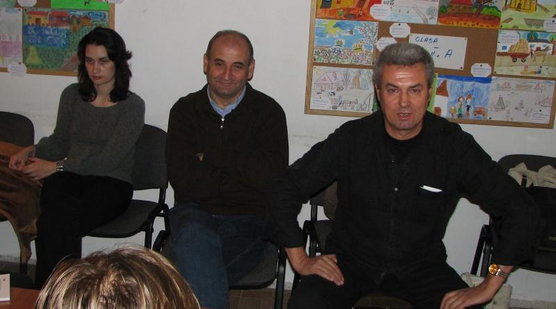 Dinuleasca jr., Alexandru Stuparu şi plinul de sine Nicolae Coande