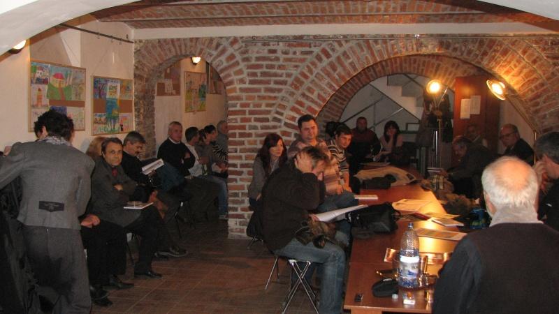 În atmosfera Salonului Medieval
