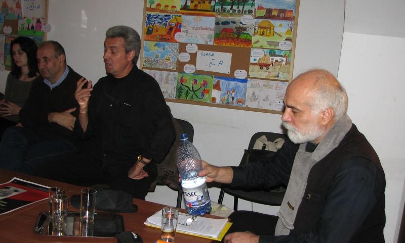Nicolae Coande încă prezintă invitatul