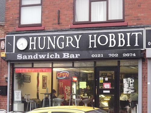 hungry hobbit
