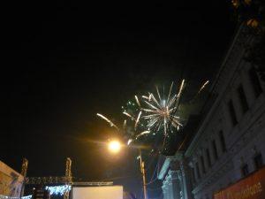 """Nota prezentatorului: """"Nu uitaţi că am avut muzică şi artificii mulţumită domnului primar..."""""""