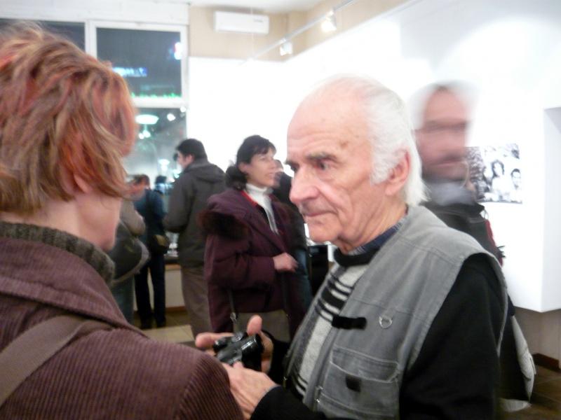 Victor Boldâr, vedeta serii - o fotografie mişcată, eu fiind cel mişcat (de eveniment)