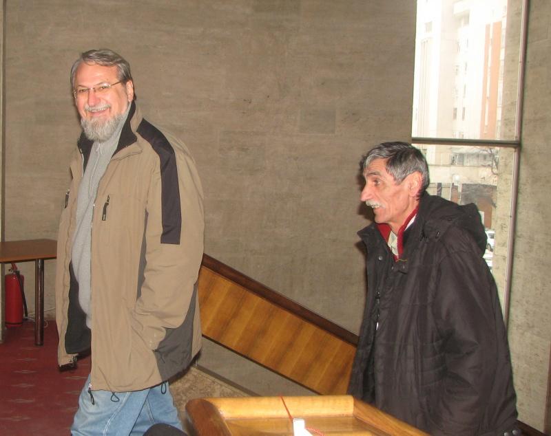 Victor Martin şi Carmen Grădinaru, evoluând spre continuarea manifestării