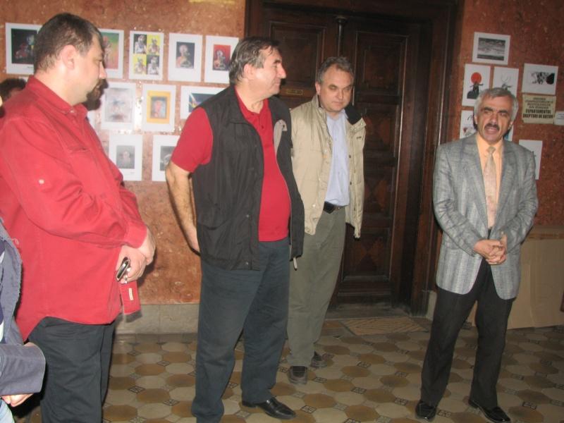 Multinaţionala: Mugur Cornilă, Cornel Secu, Lucian Vasile Szabo şi George Ceauşu.