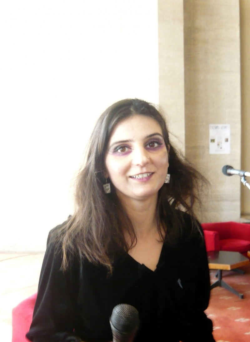 Luiza Mitu confirmă faptul că vrăjitoarea bună o fi bună, dar şi vrăjitoarea rea e buuuunăăăă!