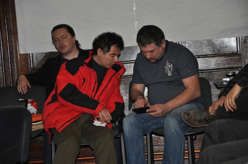 Tir regional încrucişat: Cătălin Badea-Gheracostea, Lucian Merişca şi Mugur Cornilă.