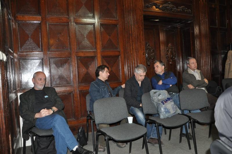 Silviu Genescu, Lucian Merişca, Daniel Botgros şi Lucian Vasile Szabo