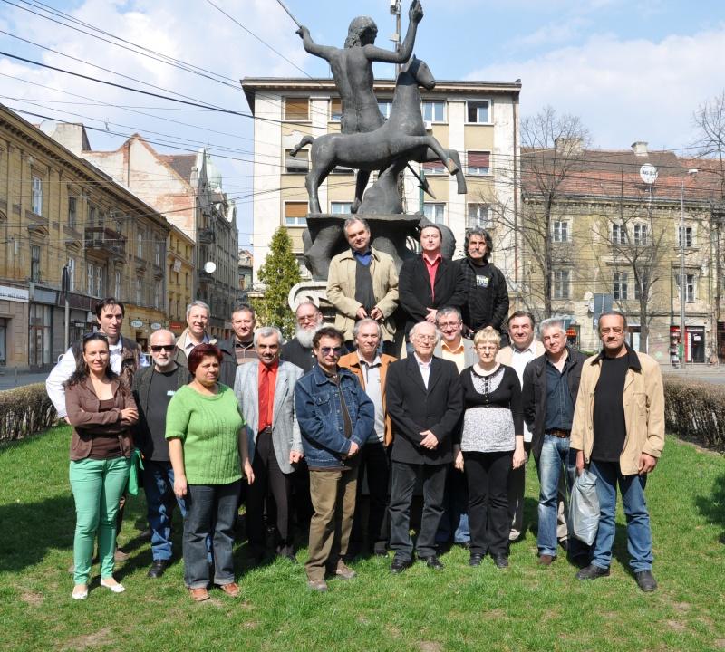 Amintire de la Timişoara, ROMCON 2012.