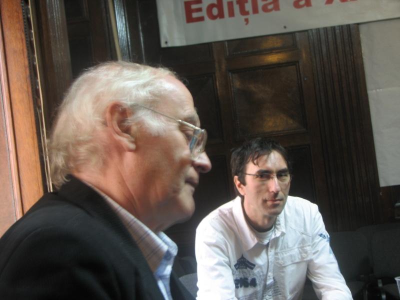 Mircea Opriţă, un clujean născut în Timişoara, şi Adrian Bancu, un timişorean născut în Oltenia.