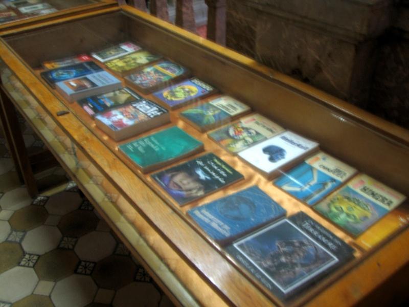 Expoziţia de carte SF a Bibliotecii Judeţene Timiş