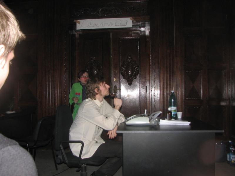 Harlan Ellison, alias Alex Maniu, în exerciţiu de inspiraţie artistică