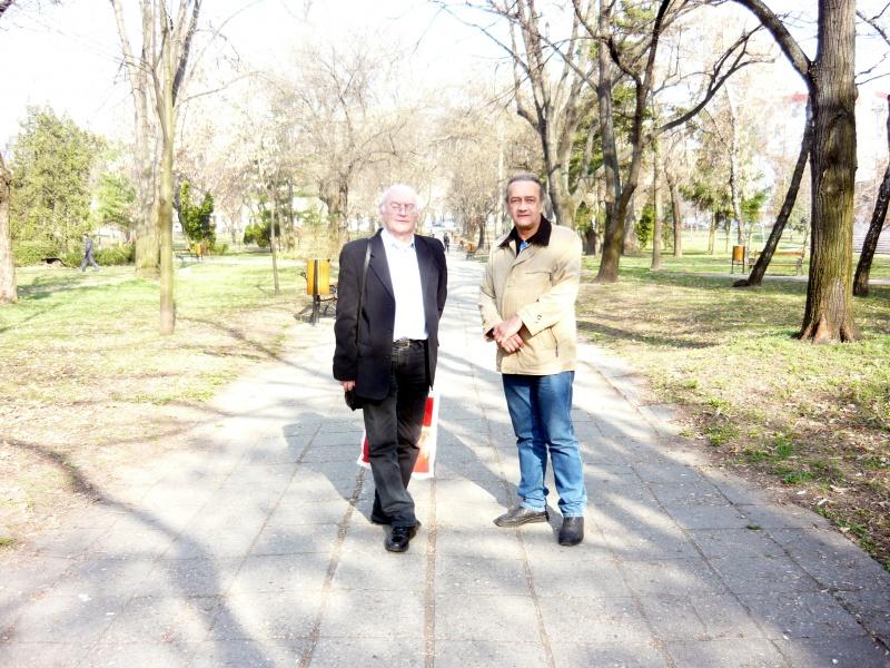 Doi Mircea: Opriţă şi Liviu Goga.