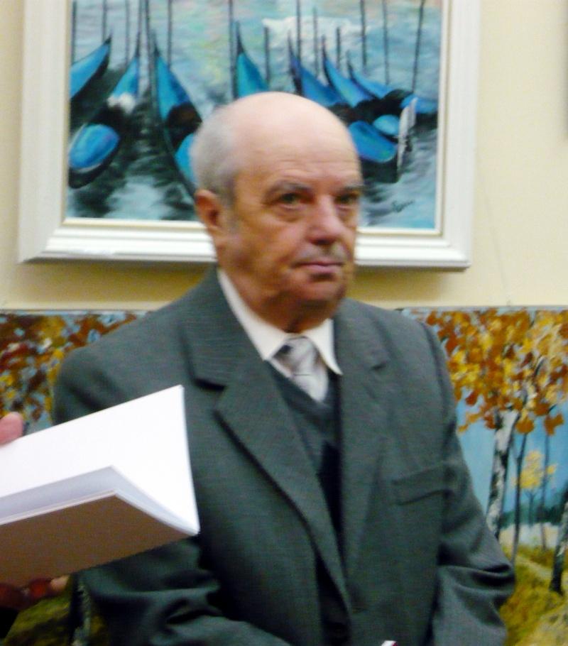 Alexandru Pascu, vernisatul