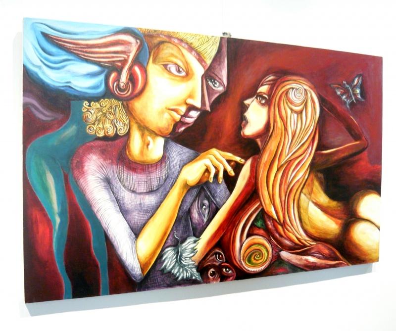 Pictură de Florin Preda